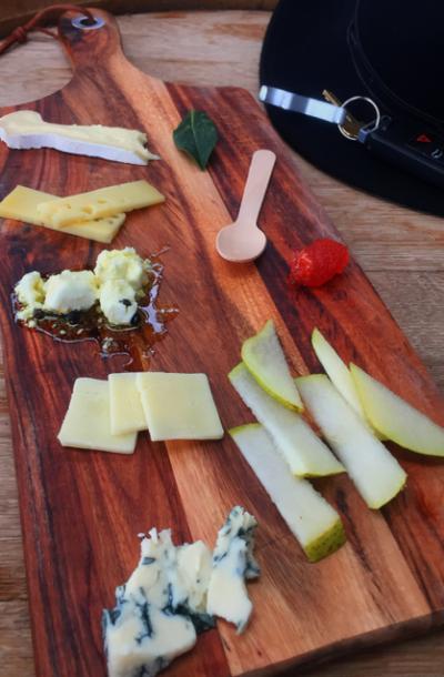 Morgans cheese platter